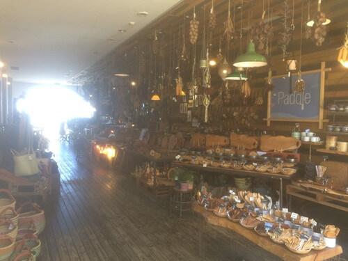 デモンデマルシェの雑貨屋